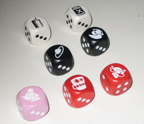 Board Game: Nichtlustig