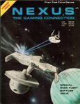 Issue: Nexus (Issue 1 - Apr 1982)
