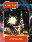RPG Item: Galaxy Guide 01: A New Hope (WEG Original Edition)