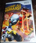 Video Game: Destroy All Humans! Big Willy Unleashed