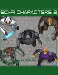 RPG Item: Devin Token Pack 120: Sci-Fi Characters 2