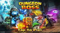 Video Game: Dungeon Boss