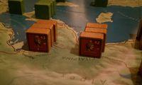 Caesar and Antonius prepare for their campaign