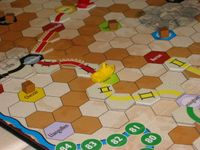 Board Game: Canal Mania