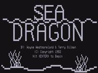 Video Game: Sea Dragon