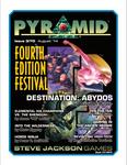 Issue: Pyramid (Volume 3, Issue 70 - Aug 2014)