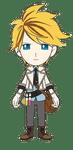 Character: Luke (Harvest Moon)