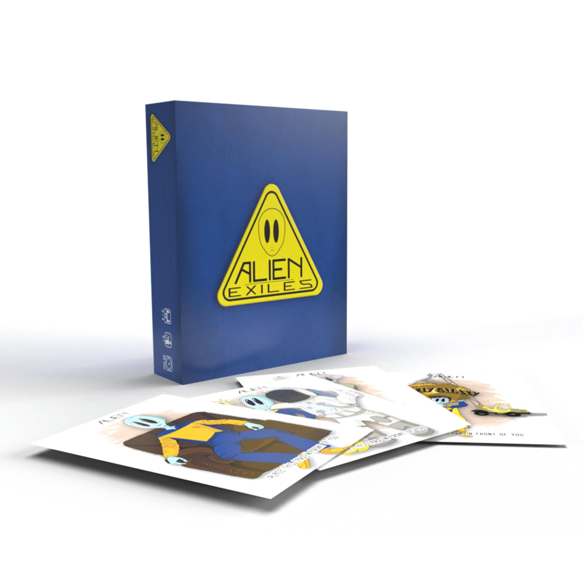 Alien Exiles