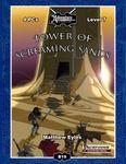 RPG Item: B19: Tower of Screaming Sands