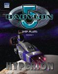 RPG Item: Ship Plans Volume I: Hyperion