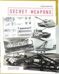 Board Game: Panzer Grenadier: Secret Weapons
