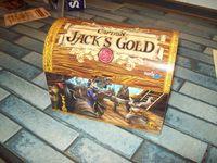 Board Game: Captain Jack's Gold