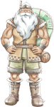 Character: Bacchus