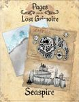 RPG Item: Pages from the Lost Grimoire: Seaspire / What Lurks Below
