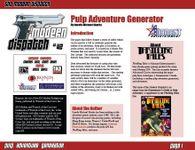 Issue: Modern Dispatch (Issue 42 - 2005)