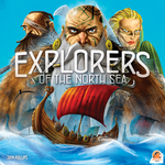 Board Game: Explorers of the North Sea