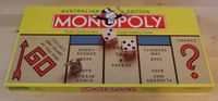 Board Game: Monopoly: Australian Edition