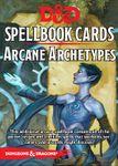 RPG Item: Spellbook Cards: Arcane Archetypes