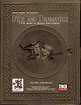RPG Item: Dice and Dramatics (Revised)