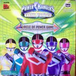 Board Game: Power Rangers Time Force Circle of Power Game