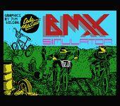 Video Game: BMX Simulator