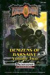 RPG Item: Denizens of Barsaive Volume Two (Pathfinder Edition)