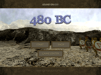 Video Game: 480 BC: The Spartans