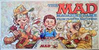 Board Game: The Mad Magazine Game