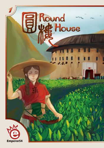 Board Game: Round House