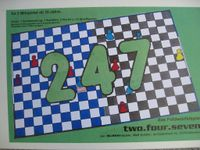 """Board Game: 247 """"two.four.seven"""""""