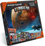 Board Game Accessory: Zombicide: Invader Tiles Set