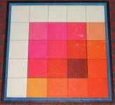 Board Game: Cube Fusion