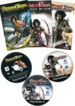 Video Game Compilation: Prince of Persia Trilogy