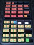 Both armies in two GMT-Countertrays (which do fit into the gamebox) :)