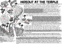 RPG Item: Hideout at the Temple