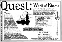 RPG: Quest: World of Kharne