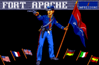 Video Game: Fort Apache