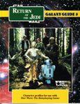 RPG Item: Galaxy Guide 05: Return of the Jedi (WEG Original Edition)