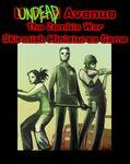 Board Game: Undead Avenue