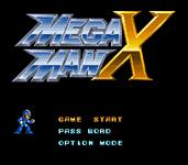 Video Game: Mega Man X