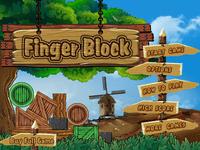 Video Game: Finger Block