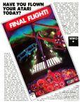 Video Game: Final Flight