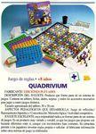 Board Game: Quadrivium