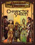 RPG Item: Character Sheets