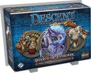 Board Game: Descent: Journeys in the Dark (Second Edition) – Shards of Everdark