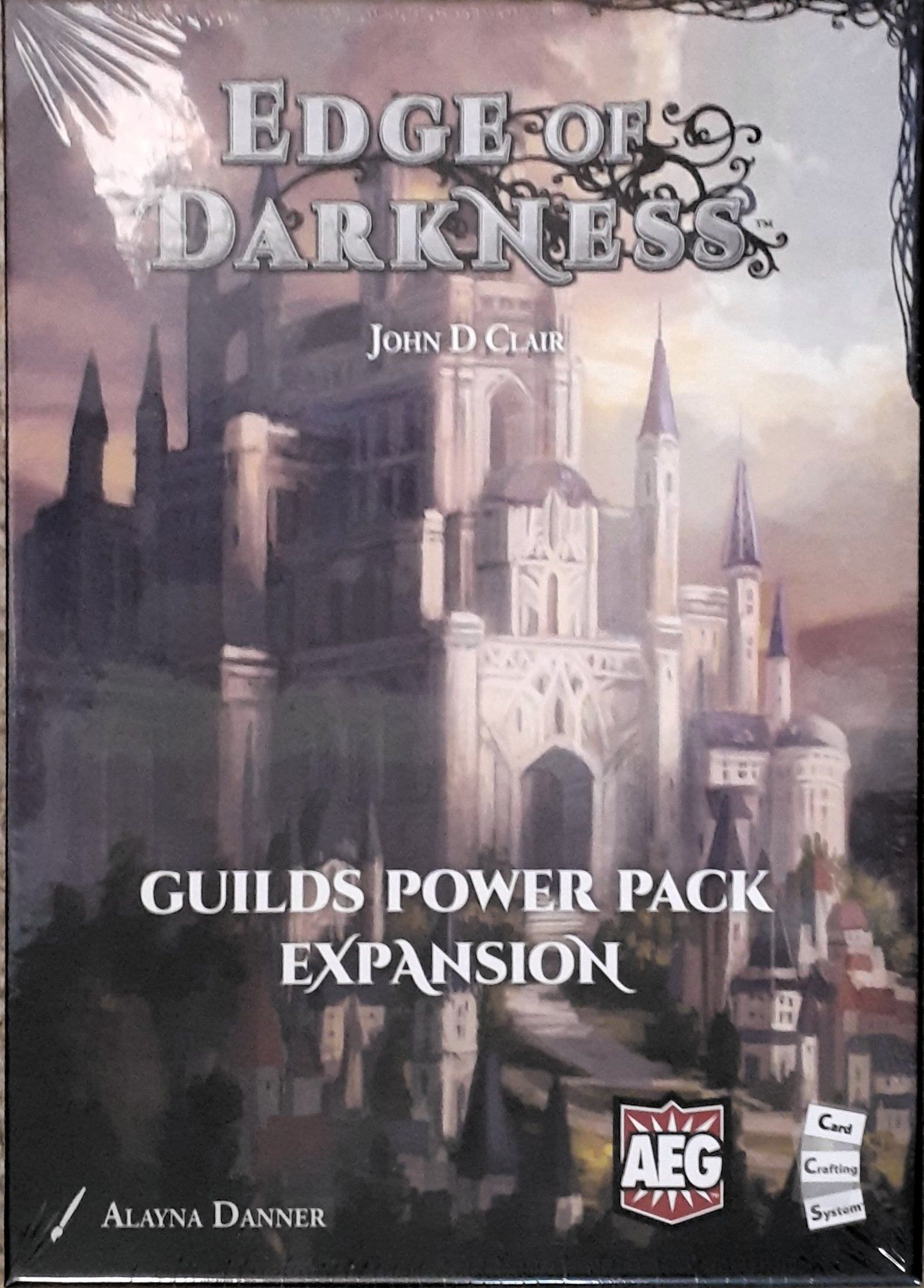 Edge of Darkness: Guilds Power Pack Expansion