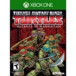 Video Game: Teenage Mutant Ninja Turtles: Mutants in Manhattan