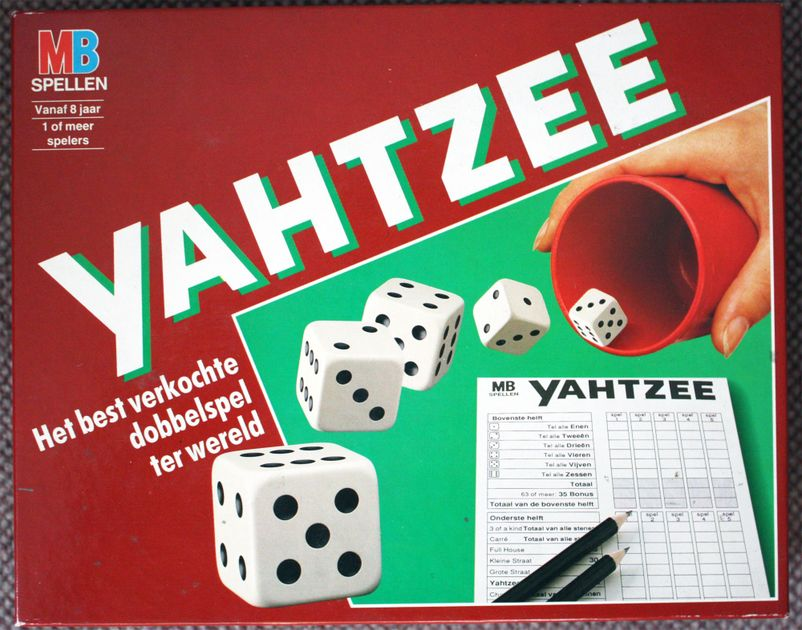 how to play yahtzee board game