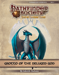 RPG Item: Pathfinder Society Scenario 9-22: Grotto of the Deluged God