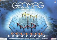 Board Game: GEOMAG Magnetic Challenge